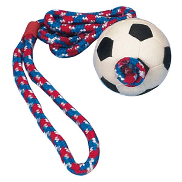 Мячик для щенка своими руками